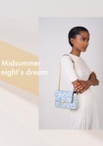 Catálogos e Coleções PARFOIS : Midsummer night's dream