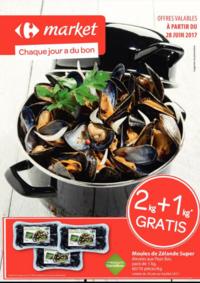 Prospectus Carrefour Market NINOVE : Chaque jour a du bon