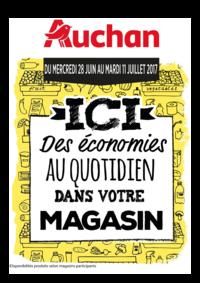 Prospectus Auchan Plaisir : Ici des économies au quotidien dans votre magasin
