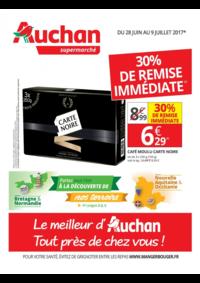 Prospectus Simply Market BOULOGNE : 30% de remise immédiate