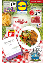 Prospectus Lidl : Sélection fan de barbecue