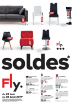 Prospectus Fly : Soldes