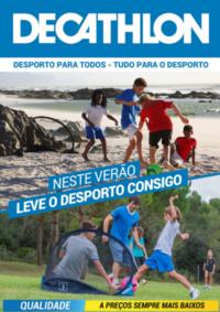 Folhetos DECATHLON Setúbal : Neste Verão leve o desporto consigo
