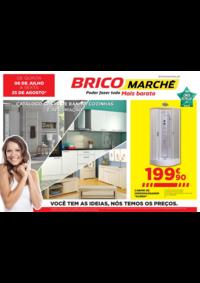 Folhetos Bricomarché Benavente : Catálogo casas de banho, cozinhas e arrumação