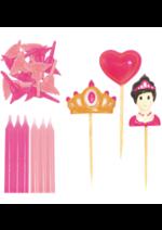 Catalogues et collections EurekaKids : Collection Princess Party