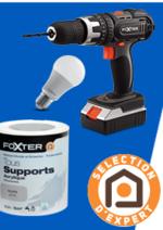 Catalogues et collections Brico E.Leclerc : Découvrez la nouvelle marque Foxter
