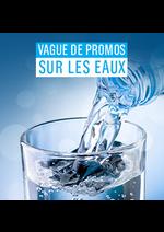 Promos et remises  : Vague de promos sur les eaux