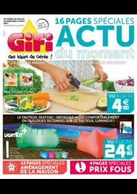 Prospectus Gifi GOUSSAINVILLE : Actu du moment