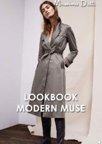 Catalogues et collections Massimo Dutti Women Men Bruxelles - Rue neuve  : Lookbook Modern muse