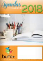 Catalogues et collections buro+ : Agendas 2018