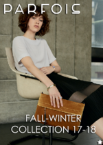 Promos et remises  : Fall-Winter Collection 17-18