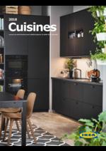 Catalogues et collections  : Catalogue Cuisines 2018