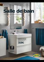 Promos et remises  : Catalogue Salles de bains 2018
