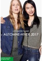 Promos et remises  : Lookbook Femme automne-hiver 2017