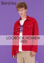 Promoções e descontos  : Lookbook homem Red