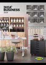 Promoções e descontos  : IKEA Business 2018