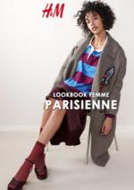 Promos et remises  : Lookbook femme Parisienne