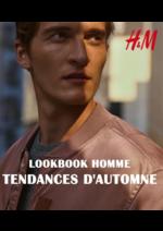 Promos et remises  : Lookbook homme Tendances d'automne