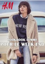 Promos et remises  : Lookbook femme Pour le week end