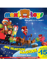 Catalogues et collections Maxi Toys : Une sélection magique