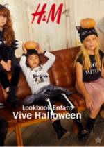 Catalogues et collections H&M : Lookbook enfant : Vive Halloween