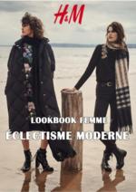 Promos et remises  : Lookbook femme Éclectisme moderne