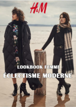 Catalogues et collections H&M : Lookbook femme Éclectisme moderne