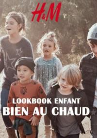 Catalogues et collections H&M Montesson : Lookbook enfant Bien au chaud