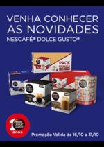 Promoções e descontos Jumbo : Especial Nescafé Dolce Gusto