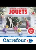 Prospectus Carrefour : Il était une fois la magie des jouets