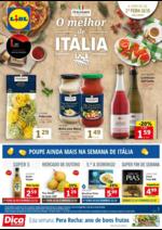 Folhetos Lidl : O melhor de Itália