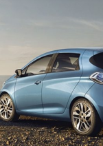 Catalogues et collections Renault : La Renault ZOE