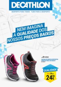 Folhetos DECATHLON Maia : Nem imagina a qualidade dos nossos preços baixos