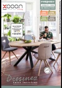 Prospectus XOOON : Dessinez votre intérieur