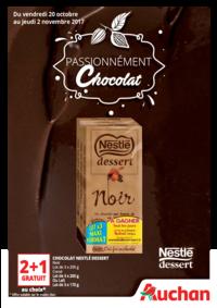 Prospectus Auchan Plaisir : Passionnément chocolat