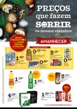 Folhetos Amanhecer : Preços que fazem sorrir os nossos vizinhos