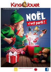 Catalogues et collections KING JOUET THIAIS : Noël c'est parti !