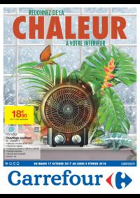Prospectus Carrefour CHARENTON LE PONT : Redonnez de la chaleur à votre intérieur