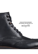 Catalogues et collections Minelli : Collection homme automne hiver 2017-2018