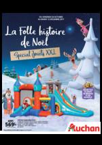 Promos et remises  : La folle histoire de Noël. Spécial jouets XXL