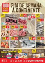 Folhetos Continente Bom Dia : Fim de Semana à Continente