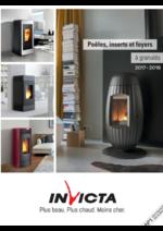 Catalogues et collections  : Catalogue Poêles, inserts et foyers à granulés