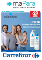 Prospectus Carrefour : Pour changer la vie des peaux sensibles