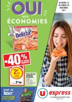Promos et remises  : Oui aux économies