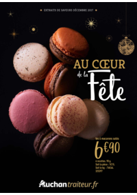 Catalogues et collections Auchan PUTEAUX : Au coeur de la Fête