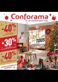 Prospectus Conforama GARGES : Noël pour tous