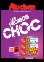 Prospectus Auchan : Les promos choc