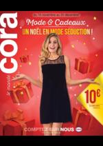 Promos et remises  : Mode & cadeaux Un noël en mode séduction !