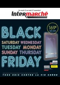 Prospectus Intermarché Super Antony : Black Friday