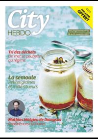 Journaux et magazines Carrefour city Paris 18 - Rue Lamarck : Feuilletez le magazine Contact Hebdo